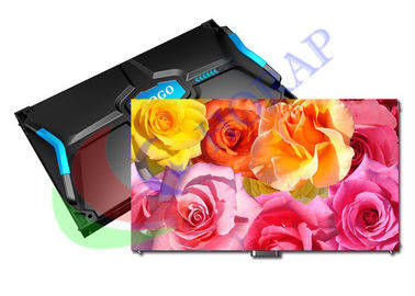 Full Color Large Led Video Wall , Stage Front Service Led Display Screen